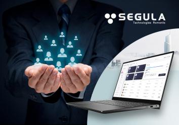 Portofoliu Segula Technologies - Soft HR pentru administrarea angajatilor
