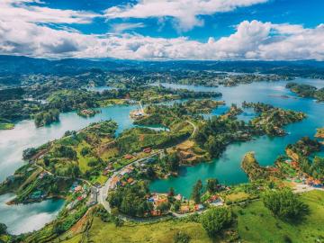 Voyage de rêve Colombie: Low Cost ou VIP 5* & vol direct