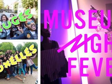 Weekend Bruges & Bruxelles 79,9€ : Spécial Museum Night 2020