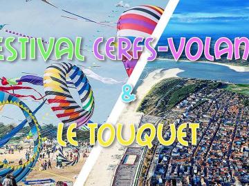 Festival International de Cerfs-Volants 2020 & Le Touquet 29,9€