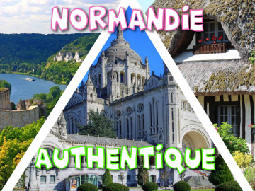 Normandie Authentique DAY TRIP - 3 mai - ultra promo 29,99€