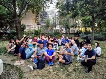 Apéro-picnic, rencontres amicales, danse @QuaisdeSeine - Gratuit