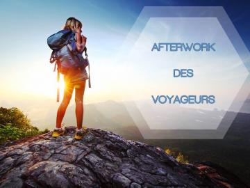 L' Afterwork du Voyageur: à boire & manger à volonté 7€