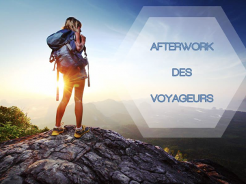 Brunch & Soirée Internationale - L'Afterwork du Voyageur