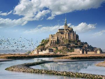 Weekend Mont Saint Michel & Deauville & Honfleur: 5-6 juin