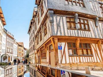 Rouen & Honfleur - DAY TRIP - 19 juin Paris, France