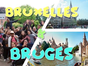 Weekend Bruges & Bruxelles - 28-29 août