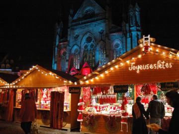 Marché de Noel à Strasbourg & Colmar 2021 - 11-12 décembre