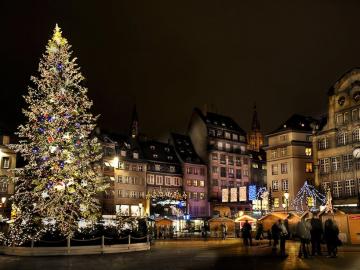 Marché de Noel à Strasbourg & Colmar 2021 - 25-26 décembre