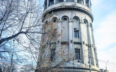 Foișorul de foc, de la turn de apă la monument istoric