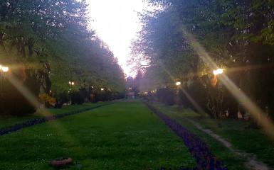 Parcul Cișmigiu, parcul 'Micului Paris'