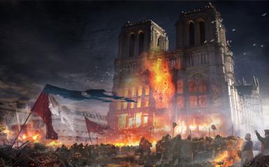 Notre-Dame, 10 ani de la vizită