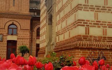 Curtea Veche, prima curte domnească din București
