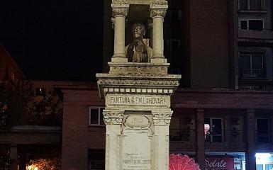 Fântâna Lahovary, povestea din spatele monumentului