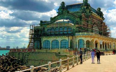 Cazinoul din Constanța, comoara de la malul mării