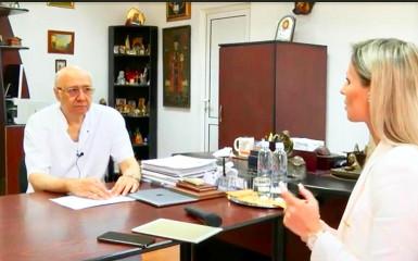Părintele transplantului hepatic, Prof. Dr. Irinel Popescu: Apel pentru salvarea vieților bolnavilor  ce au nevoie de transplant