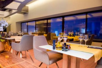 Vu's Rooftop - cină la  ÎNĂLȚIME