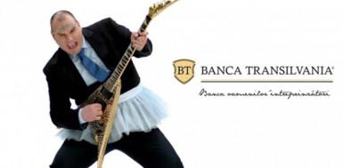 Ne-a sunat Banca Transilvania