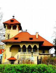 Vila Dr. Minovici, 1906