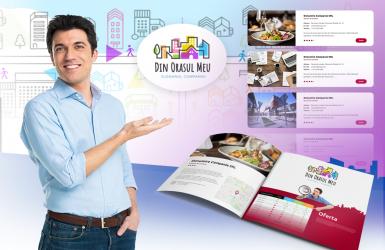 Din Orasul Meu - Platforma Web listare si promovare companii