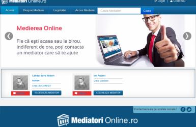 Platforma Mediere Online