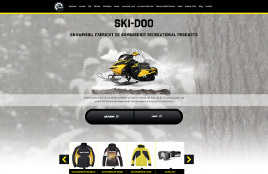 Platforma Comercializare Snowmobile