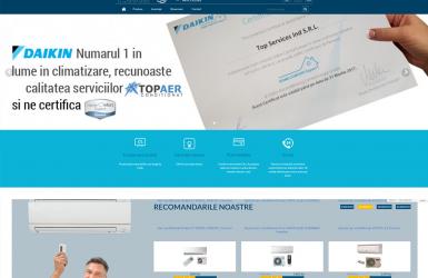 Gestiune retea magazine online - TopServices