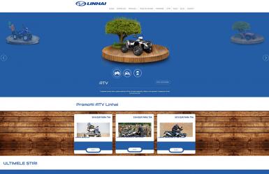 Online Store - ATV Linhai