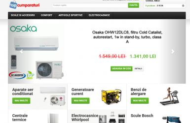 Online store - TopCumparaturi