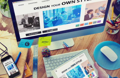 The new trend in Web Design