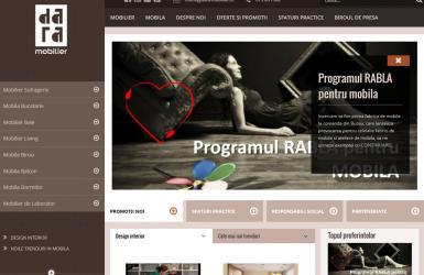 Realizare WebSite - Fabrica de mobila la comanda, mobilier, accesorii