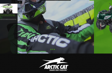 Online Shop trading Arctic Cat ATVs