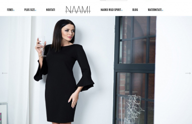 Magazin Online Fashion - Naami