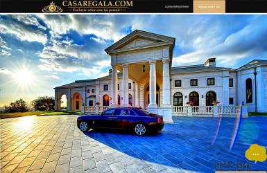 Website & Aplicatie Mobile pentru listarea si promovarea Anunturilor Imobiliare - Casa Regala