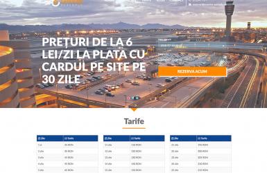 Aplicatie Web Rezervari Parcare Auto - Express Parknfly