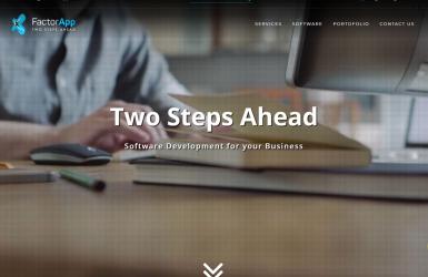 XFactorApp - Website de Prezentare Servicii Programare
