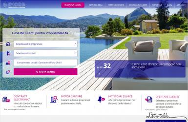 IMODB - Website Promovare si Monitorizare Anunturi Imobiliare
