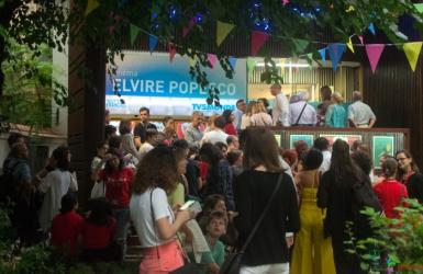 Implicare activa a intregii echipe in Festivalul de Film 'Pelicula'