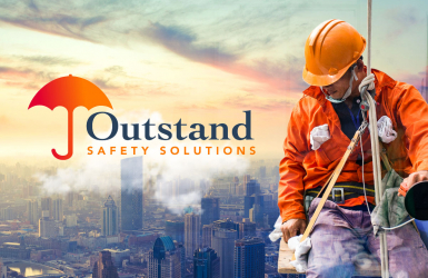 Presentation Website of Services and Protection of Work Company - Outstand Safety Solutions