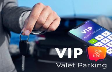 Valet Parking - Aplicatie Mobile pentru gestionarea masinilor la evenimente