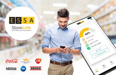 Storelink ESSA – Aplicatie monitorizare activitate merchandiser