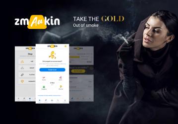 Zmaukin - Aplicatie Mobile Android & iOS de Economisire prin Vicii
