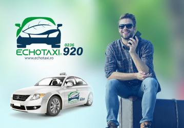 Echo Taxi - Aplicatie Mobile de client si sofer pentru comenzi Taximetrie