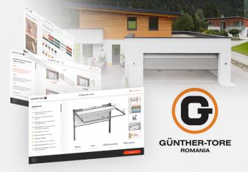 Gunther Tore - Configurator generare oferta de pret pentru clienti