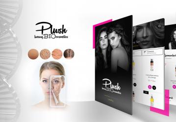 Plush BIO - Aplicatie Mobile Produse Cosmetice si Rutine zilnice Personalizate
