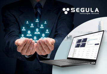 Segula Technologies - Soft HR pentru administrarea angajatilor
