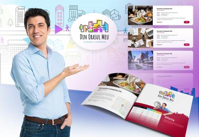 AppMotion - Aplicatii WEB&Mobile | Servicii Software | Custom Din Orasul Meu - Platforma Web listare si promovare companii