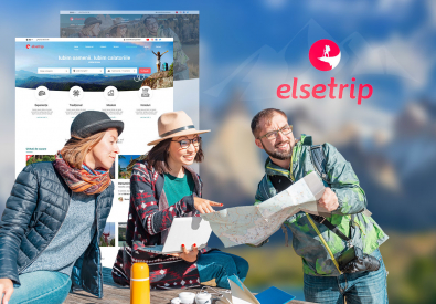 AppMotion | Software Development Company Elsetrip - Web Platform and Website for listing and promoting accommodation units
