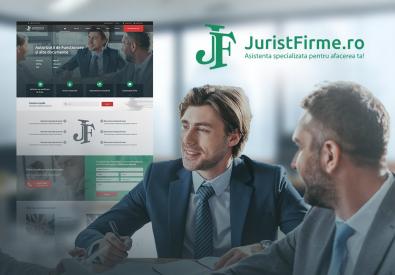 AppMotion - Aplicatii WEB&Mobile | Servicii Software | Custom Jurist Firme - Website si platforma web pentru servicii de consultanta