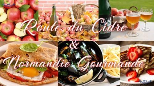 Route du Cidre & Normandie Gourmande - PROMO 29€ - DAY TRIP